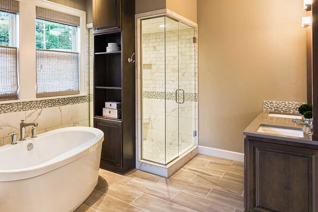 Bathroom Remodeling on 124310 Landale St, Los Angeles County