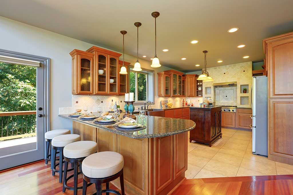 Kitchen Remodeling Project in Los Angeles