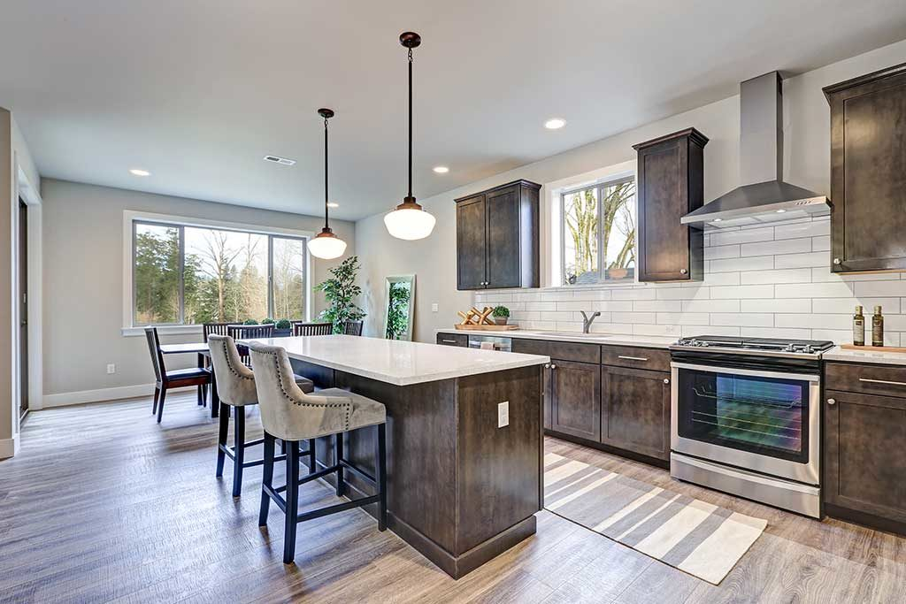 Kitchen Project in San Fernando Valley