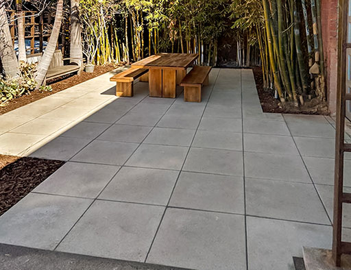 Angelus Patio Pavers in Gray Color