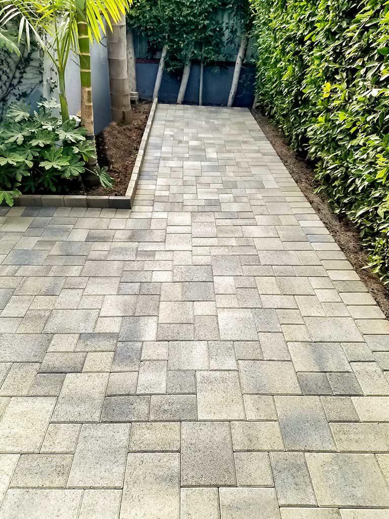 Angelus patio pavers