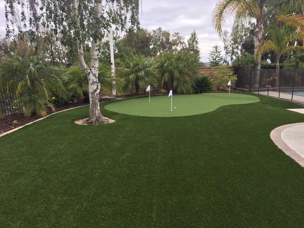 Artificial Grass Installation Project